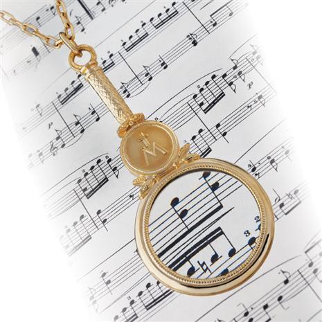 Optica Magnifier Necklace