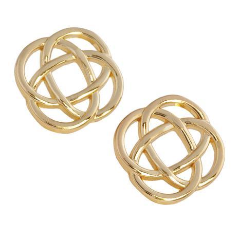 Ciara Knot Earrings