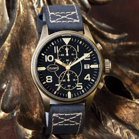 Stauer Chronograph Midway Watch