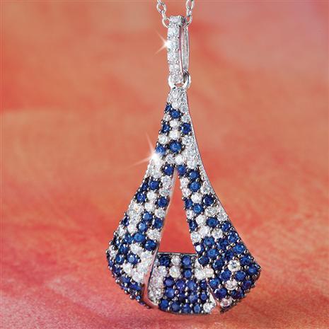 Dewdrop DiamondAura Pendant