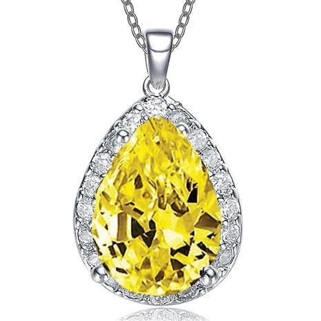 Yellow DiamondAura Paradise Pendant