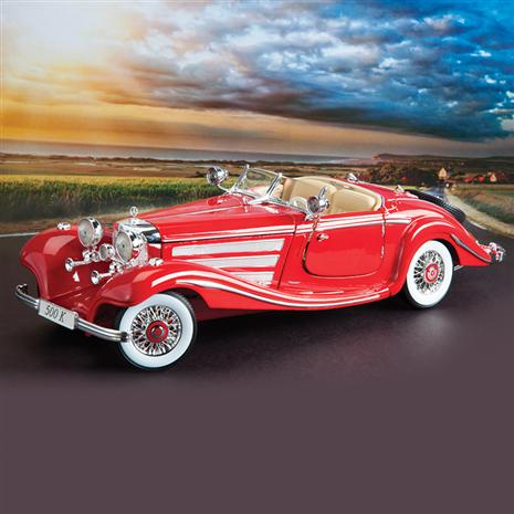 1936 Mercedes - Benz 500K Special Roadster