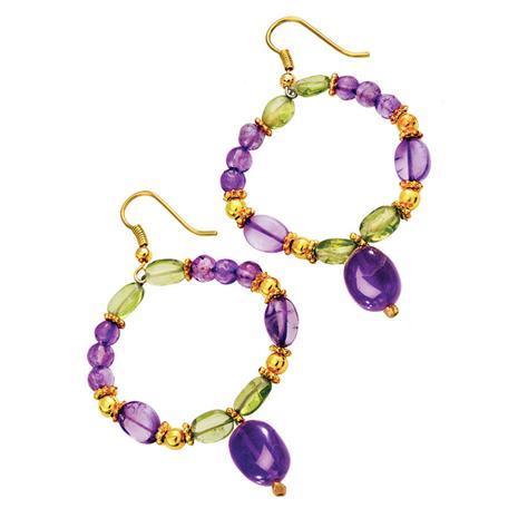 Flambeaux Earrings
