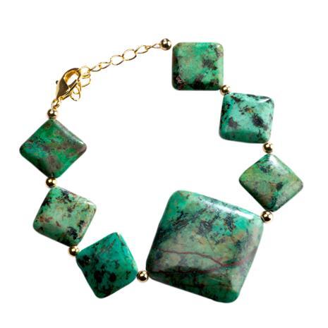 Zulu Blue Bracelet