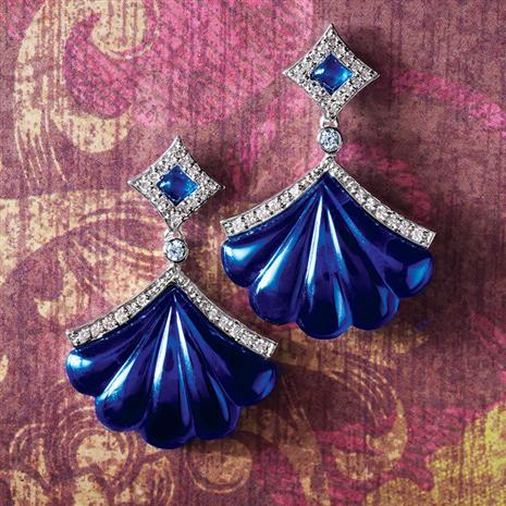 Eventail Earrings