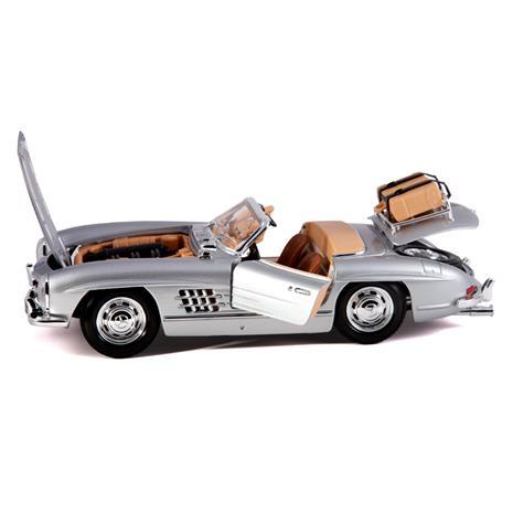 1957 Mercedes 300SL Roadster (Silver)