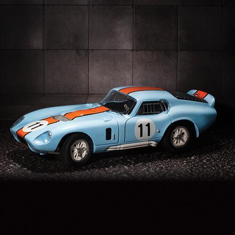 1965 Shelby Cobra Daytona Coup (Blue)