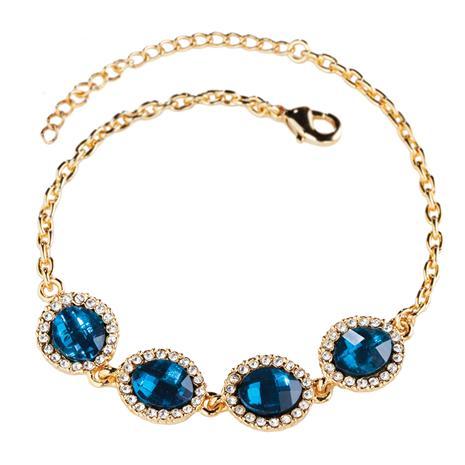 Blue Lola Bracelet