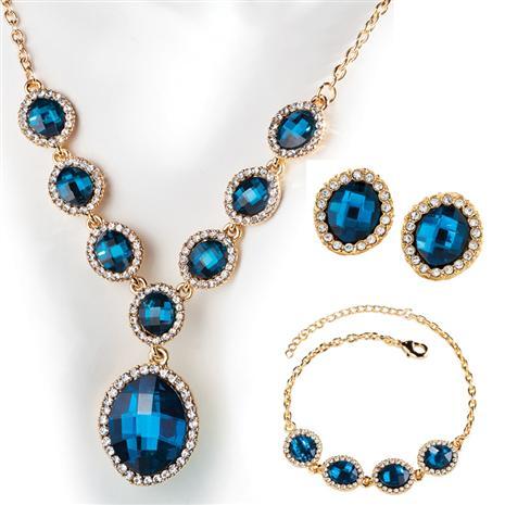 Blue Lola Complete Set