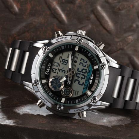 Genius Hybrid Watch