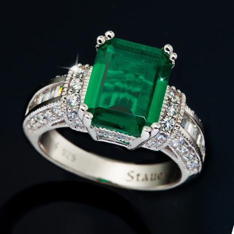 Ingrid Bergman Intermezzo Ring