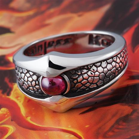 Dragoneye Mens Ring