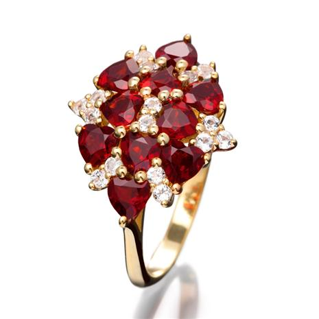 Destiny Garnet Ring