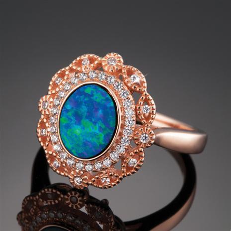 Opal Wonder Ring