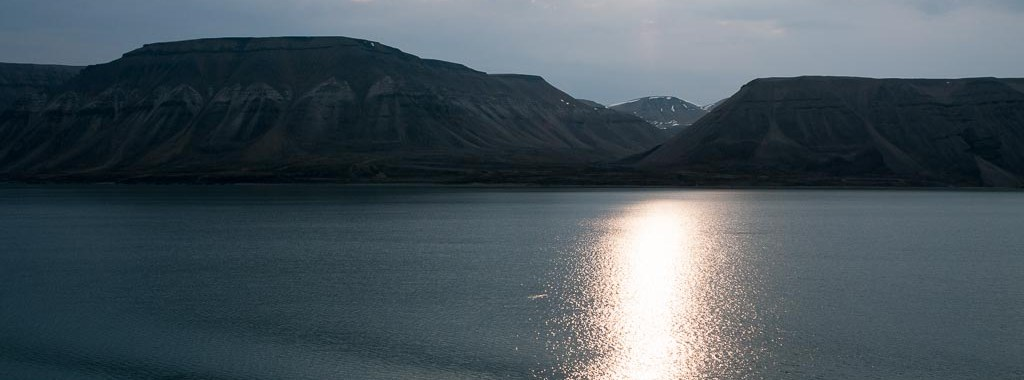 Billefjorden.