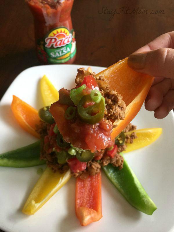 I've got to make these nachos! Taco seasoning recipe included.