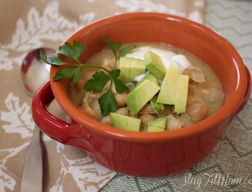 The Best White Chicken Chili2