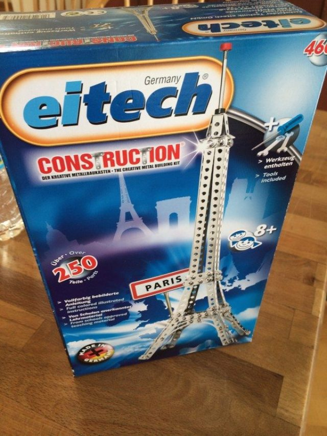 Eitech-construction sets