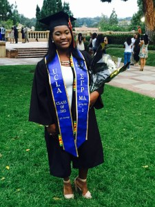 Our shining star Shunice C CNA and extra giver of care graduated from Ucla. CONGRATULATIONS!!!