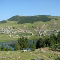 Vranica, Prokoško jezero-Rosinj (5 vrhova Vranice)