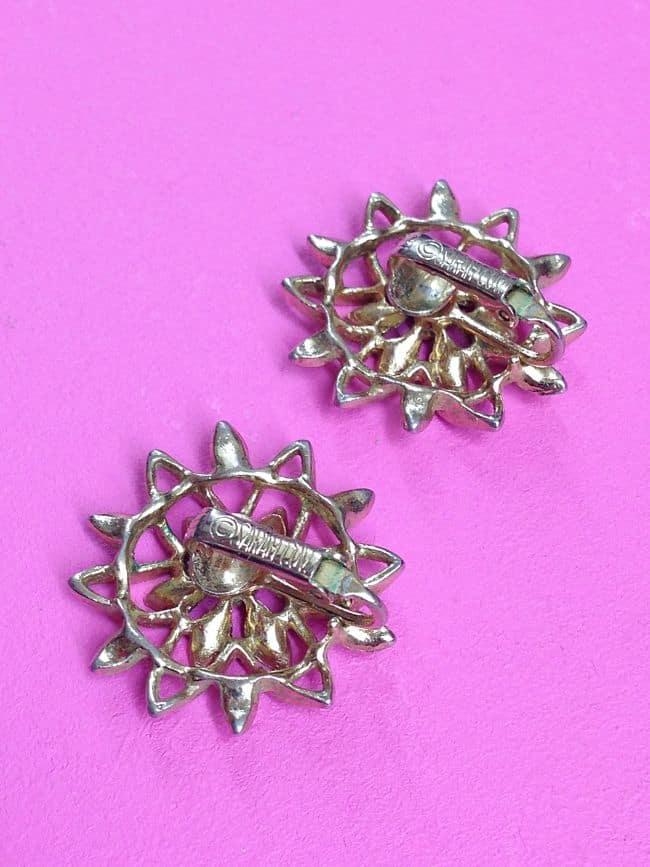 Sarah Coventry Vintage Earrings