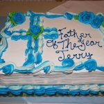 Father of the Year Cake