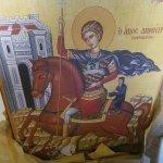 New St. Demetrios Icon