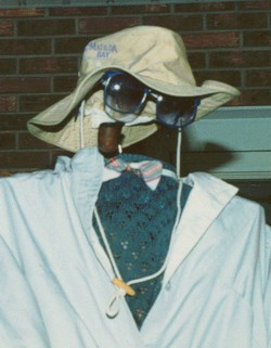 Alex as the Invisible Man, 1993