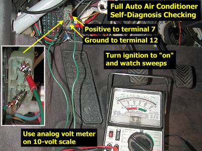 Stealth 316 - Air conditioning troubleshooting tips