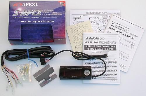 Stealth 316 - A\u0027PEXi S-AFCII Installation