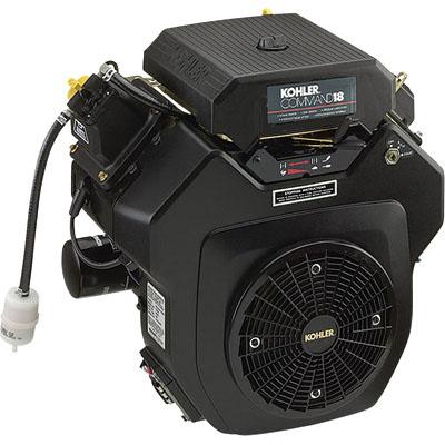 Kohler 19hp Command Pro Horizontal Engine Pa-ch620-3103 E3 Basic No
