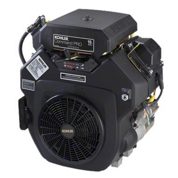 Kohler 18hp Command Pro Horizontal Engine Ch620-3003 1-1 8in X 4in