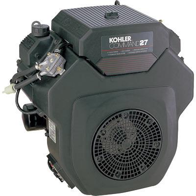 Kohler 27hp Command Pro Horizontal Engine Electric Start 1-7 16in X