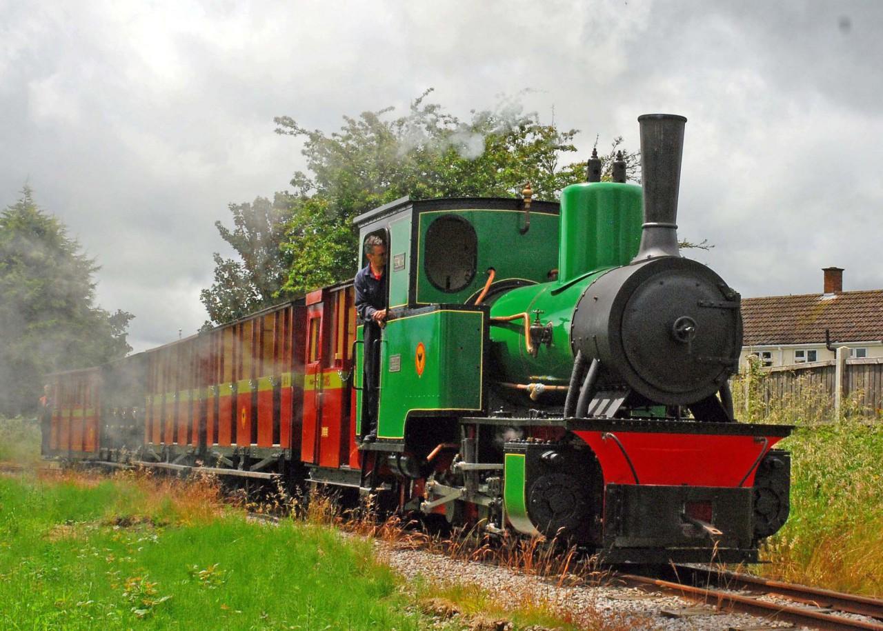 Leighton Buzzard Railway Leighton Buzzard Bedfordshire