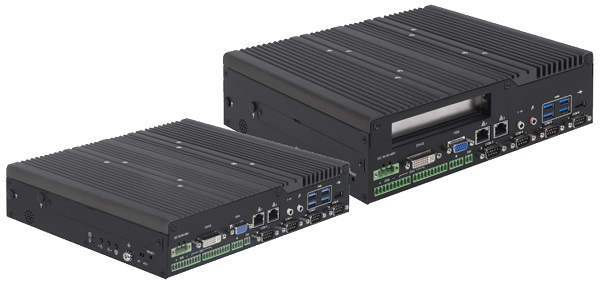 Cincoze P2002 Series Fanless Industrial Pc With 6th Gen