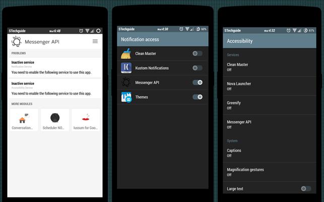 Messenger api download mr installer