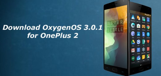 Download and Install OxygenOS 3.0.1 for OnePlus 2