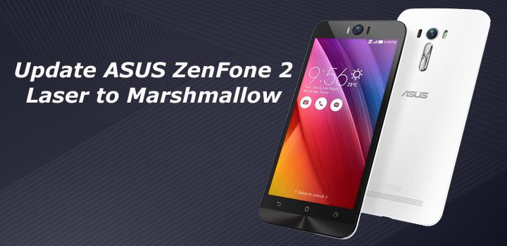 Как в asus zenfone 2 laser ze601kl сделать откат системы