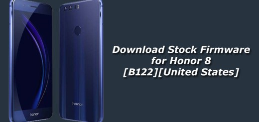 Download Stock Firmware for Honor 8