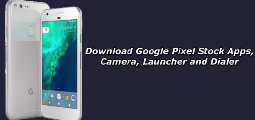 Download Google Pixel Apps, Camera, Launcher and Dialer