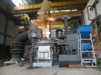 Baku Steel commences operation of electric arc furnace and ...