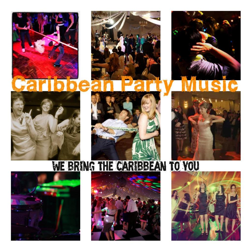 Caribbean Party Guernsey Jersey Steelasophical Steelband hire