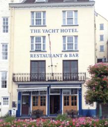 The Yacht Inn Hotel Guernsey Steelasophical Steelband accomodation