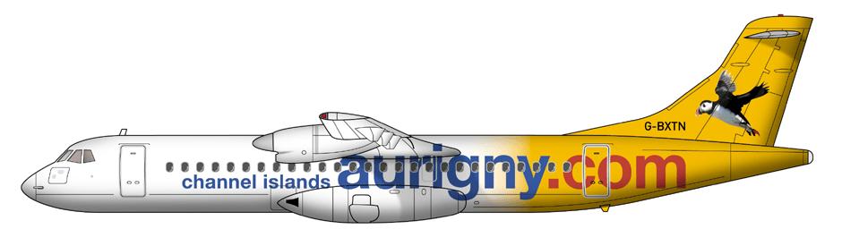 Aurigny_ATR-72_Steelasophical_Steelband