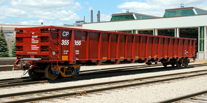 Gondola National Steel Car