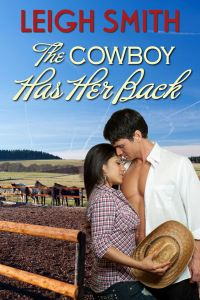 The Cowboy has her back