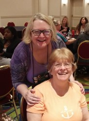 Donna and Carrie Nichols