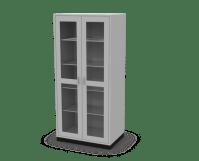36 Wide Storage Cabinet - SteelSentry