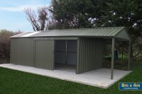 Steel Garages, Garages Ireland, Metal Garages, Garages