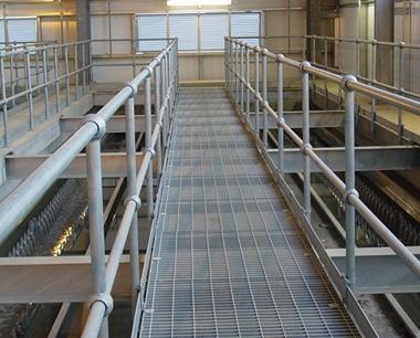 Steel Platforms Steel Walkways Steelway